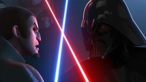 Star Wars Rebels, Darth Vader, Kanan