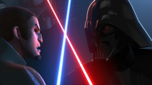 Star Wars Rebels, Darth Vader, Kanan