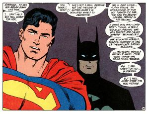 The Man of Steel #3, John Byrne