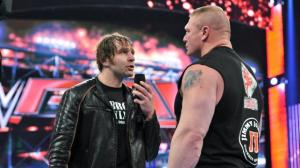 Dean Ambrose, WWE Raw, January 1, 2016