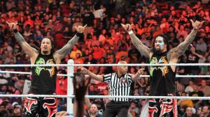 The Usos, WWE Raw, February 1, 2016