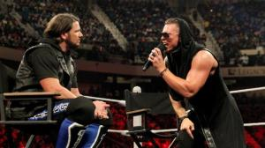 AJ Styles, The Miz, WWE Raw, February 1, 2016