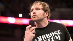 Dean Ambrose, WWE Raw, December 8, 2016