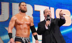 Curtis Axel, Paul Heyman, 2013