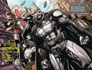 Detective Comics #27, 2014, Gothtopia