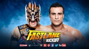 WWE Fastlane, Alberto Del Rio, Kalisto