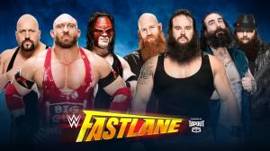 Big Show, Kane, Ryback, The Wyatt Family, WWE Fastlane 2016