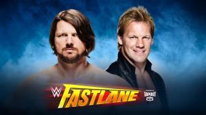 AJ Styles, Chris Jericho, WWE Fastlane 2016
