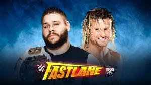 Kevin Owens, Dolph Ziggler, WWE Fastlane 2016