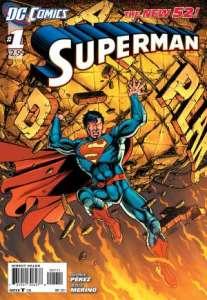 Superman #1 (2011)