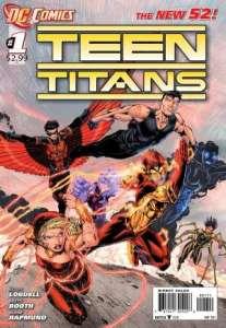 Teen Titans #1, 2011