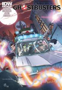 Ghostbusters #1 (2011)
