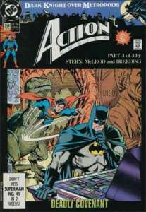 Action Comics #654