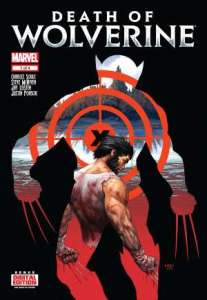 Death of Wolverine #1, 2014