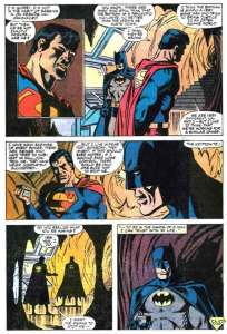Action Comics #864, Kryptonite ring scene