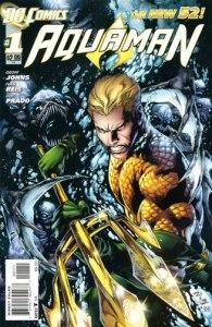 Aquaman #1, 2011