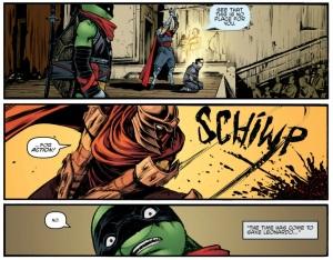 Ninja Turtles #27, IDW