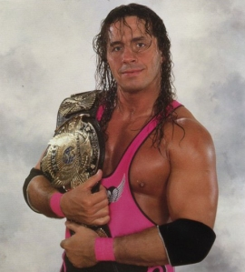 Bret Hart, WWE Champion