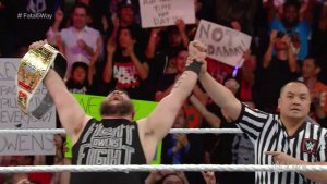 Kevin Owens, WWE Raw, February 15, 2016