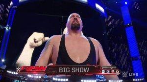 The Big Show, Raw, February 15, 2016