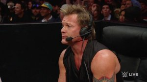 Chris Jericho, WWE Raw, February 15, 2016