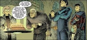 Detective Comics #27, 2014, birthday