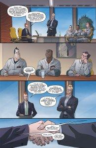 Ghostbusters International #2, Dan Schoening