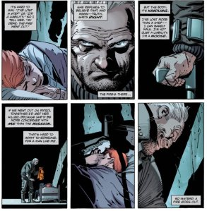 Dark Knight III: The Master Race #3, Andy Kubert