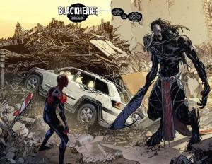 Spider-Man #1, Sara Pichelli