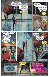 The Vision #4, Viv and Chris, Gabriel Hernandez Waltz