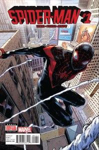 Spider-Man #1, 2016, Sara Pichelli