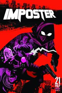 Imposter #1 cover