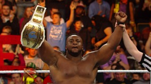 Big E Langston, Intercontinental Champion, 2013