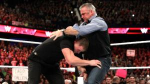 Shane McMahon, fight, WWE Raw, March 7, 2016