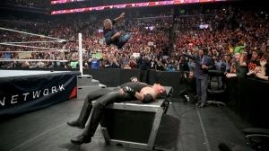 Shane McMahon, The Undertaker, WWE Raw, March 28, 2016