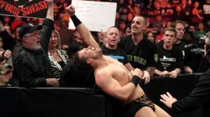 The Miz, WWE Raw, February 29, 2016