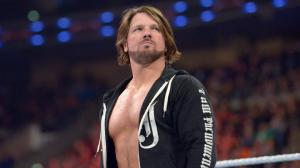 AJ Styles, WWE Raw, March 21, 2016