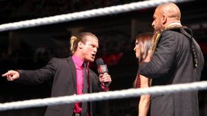 WWE Raw, Dolph Ziggler, March 14, 2016