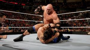 WWE Raw, February 29, 2016, Ryback