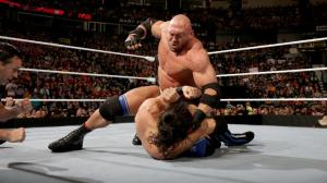 WWE Raw, February 29, 2016, Ryback