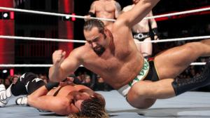 Rusev, Dolph Ziggler, WWE Raw, March 7, 2016