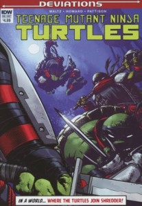 Teenage Mutant Ninja Turtles: Deviations, 2016