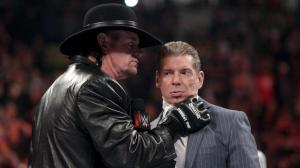 The Undertaker, Vince McMahon, WWE Raw, February 29, 2016