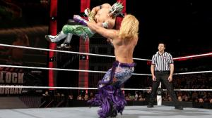 Kalisto, Tyler Breeze, WWE Raw, March 7, 2016