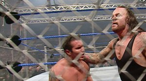 The Undertaker vs .Randy Orton, Armageddon 2005