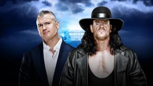 Undertaker vs. Shane McMahon, Wrestlemania XXXII