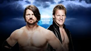 AJ Styles vs. Chris Jericho, WWE Wrestlemania XXXII