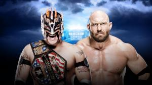 WWE Wrestlemania XXXII, Ryback, Kalisto