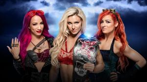 WWE Wrestlemania XXXII, Charlotte, Sasha Banks, Becky Lynch