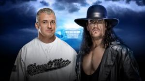 WWE Wrestlemania XXXII, The Undertaker, Shane McMahon
